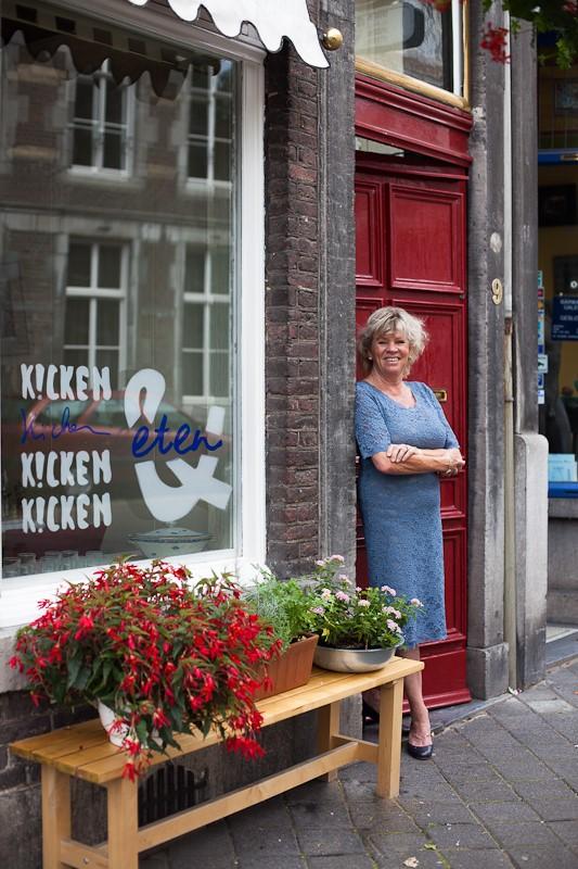 Marianne Kicken Kicken!