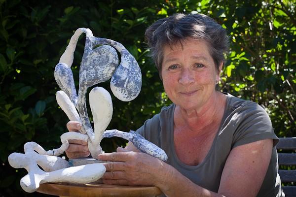 Miriam Stax Beeld werkt 2